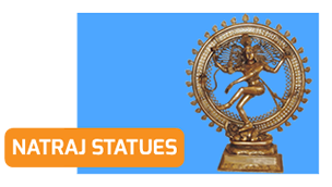 Brass Natraj Statues